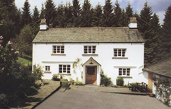 Bed and breakfast accommodation close to Tarn Hows